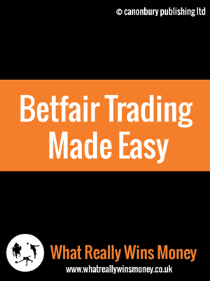 Football betfair trading strategy results